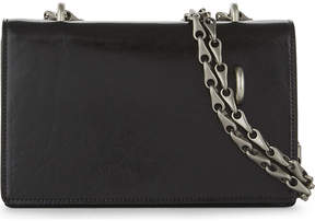 Rick Owens Chain leather shoulder bag
