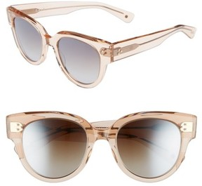 Salt Women's 52Mm Polarized Sunglasses - Antique Rose