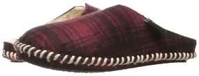 Woolrich Classic Felt Mill Scuff Men's Slippers
