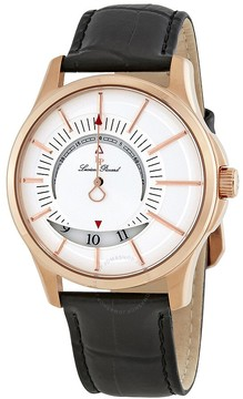 Lucien Piccard Vertigo Mono-Hand Dual-Disc Men's Watch