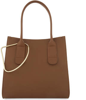 Roksanda Mini grained leather weekend tote