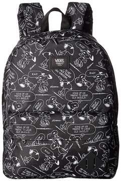 Vans Peanuts Old Skool II Backpack Backpack Bags