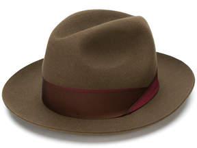 Borsalino Alessandria narrow-brim hat