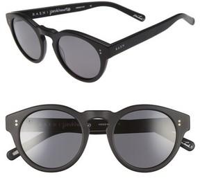 Raen Women's Parkhurst 49Mm Sunglasses - Matte Black