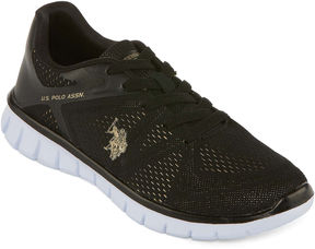 U.S. Polo Assn. Geena-E Womens Sneakers