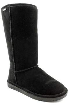 BearPaw Emma Tall Round Toe Suede Snow Boot