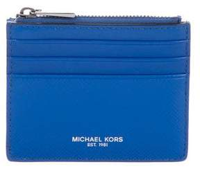 Michael Kors Leather Cardholder