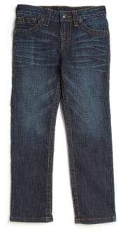 True Religion Little Boy's Geno Classic Stretch Jeans