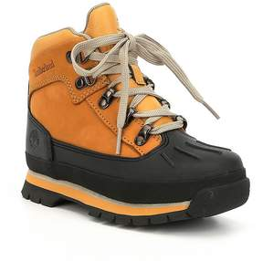 Timberland Boys' Euro Hiker Boots