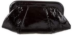 Lauren Merkin Patent Leather Clutch