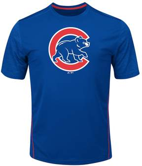 Majestic Big & Tall Chicago Cubs Skills Tee