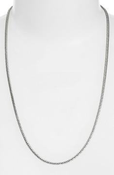Konstantino Men's Herringbone Chain
