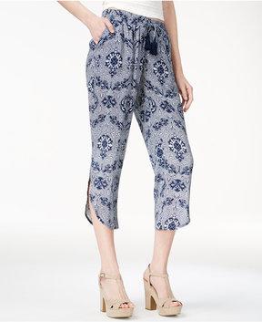 American Rag Juniors' Teardrop-Hem Soft Pants, Created for Macy's
