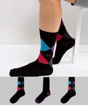 Pringle Socks In 3 Pack Gift Set
