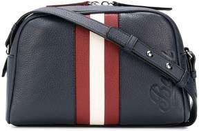 Bally embossed logo mini bag