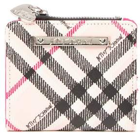Betsey Johnson New French Bifold Wallet