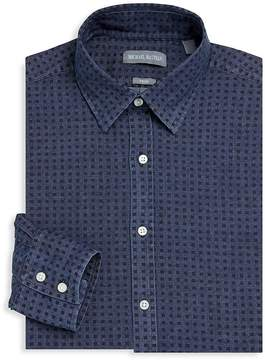 Michael Bastian Men's Textured Dress Shirt
