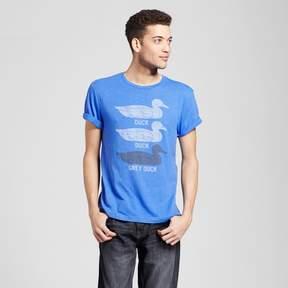 Awake Men's Minneapolis Duck T-Shirt - Blue