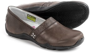 Ahnu Jackie Pro Shoes - Leather, Slip-Ons (For Women)