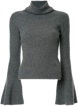 Aula ribbed jumper