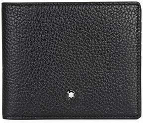 Montblanc Meisterstuck Black 8CC Leather Wallet