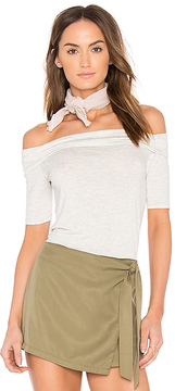 Feel The Piece Linzee Off the Shoulder Top