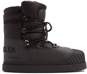 Moncler Uranus lace-up aprés-ski boots