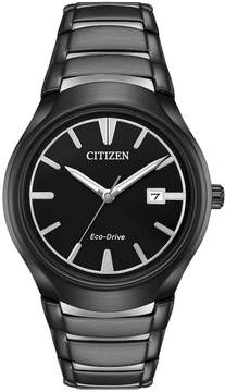 Citizen Eco-Drive Men's Paradigm Two Tone Watch - AW1558-58E