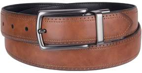 Apt. 9 Men's Reversible Perforated Belt