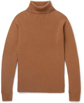 Barena Virgin Wool And Cashmere-Blend Rollneck Sweater