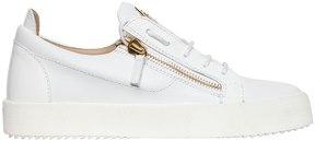 Giuseppe Zanotti Design Zip-Up Leather Sneakers