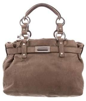 Lanvin Bicolor Leather Bag