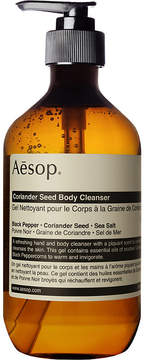 Aesop Coriander seed body cleanser 500ml