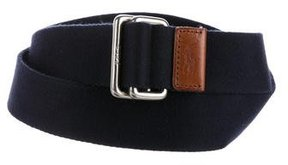 Polo Ralph Lauren Canvas Waist Belt
