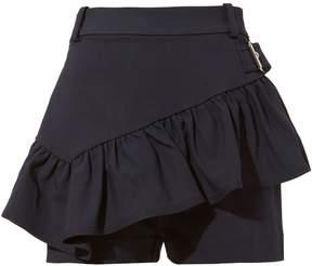 3.1 Phillip Lim Ruffle Apron Shorts