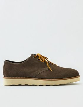 American Eagle Outfitters AE Suede Blucher Shoe
