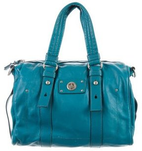 Marc by Marc Jacobs Leather Tote Bag - BLUE - STYLE