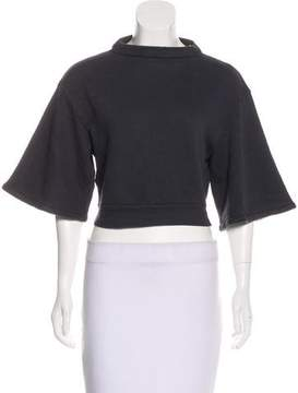 Damir Doma Knit Crop Top