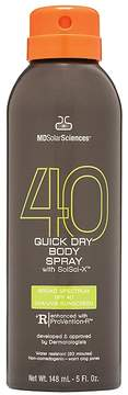 MDSolarSciences MD Solar Sciences SPF 40 Quick Dry Body Spray