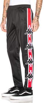 Marcelo Burlon County of Milan x Kappa Stripe Pants