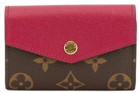 Louis Vuitton Monogram Canvas Sarah Multicartes Card Case - BROWN - STYLE
