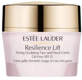 Estee Lauder Resilience Lift Firming/sculpting Face & Neck Creme Oil-Free Spf 15