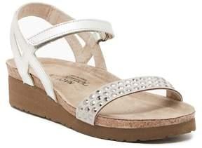 Naot Footwear Lexi Studded Wedge Sandal