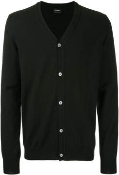 Jil Sander cashmere knitted cardigan