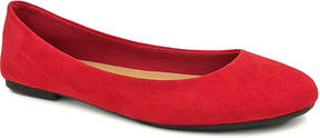 Bamboo Red Embrace Flat - Women