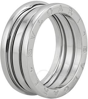 Bvlgari B.ZERO1 White Gold 3-Band Ring
