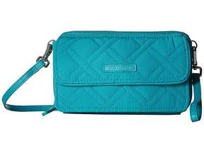 Vera Bradley RFID All-In-One Crossbody Cross Body Handbags