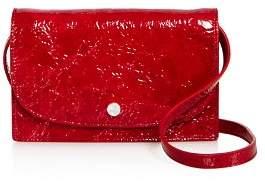 Elizabeth and James Eloise Mini Textured Leather Crossbody