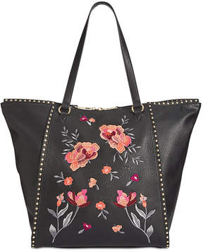 INC International Concepts I.n.c. Hazell Floral Tote, Created for Macy's