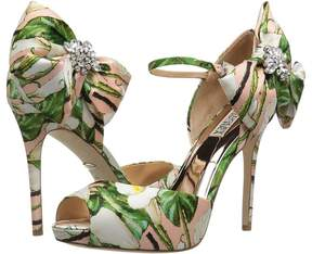 Badgley Mischka Samra High Heels